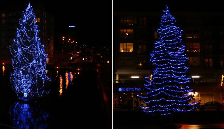 Kerstboom Almelo 2009