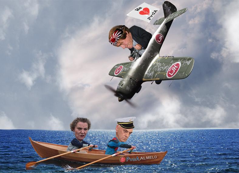 Kamikaze PvdA-3a