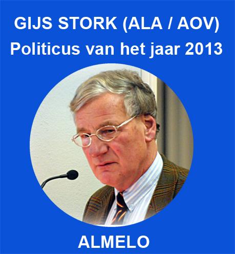 Gijs Stork 2013